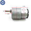 PM33 37MM Dc Gear Motor