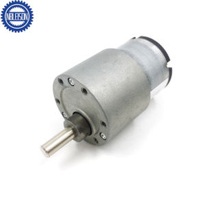 LS-PM33 37MM Dc Gear Motor
